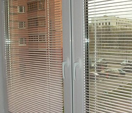 Рулонные шторы и жалюзи